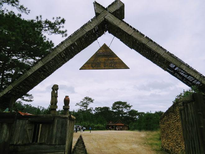 Ngôi làng có tên lạ lùng, đẹp như cổ tích ẩn mình giữa đồi thông Đà Lạt - 5