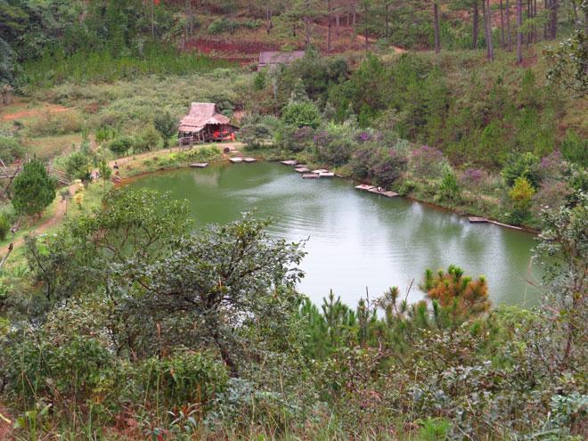 Ngôi làng có tên lạ lùng, đẹp như cổ tích ẩn mình giữa đồi thông Đà Lạt - 7