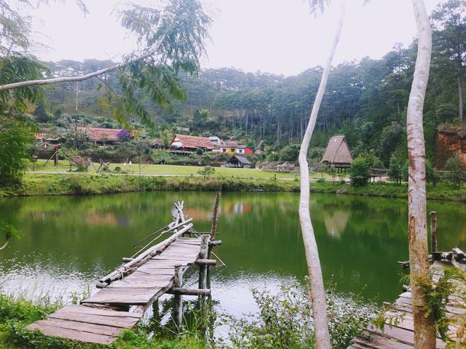 Ngôi làng có tên lạ lùng, đẹp như cổ tích ẩn mình giữa đồi thông Đà Lạt - 13