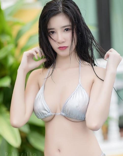 Mỹ nhân siêu vòng 1 chiếm trọn trái tim đàn ông Thái Lan - 4