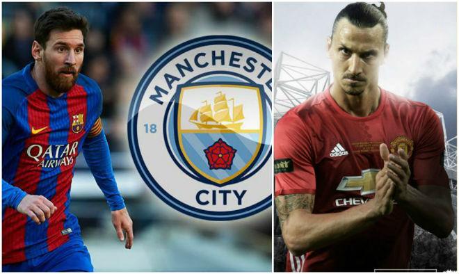 """Man City chốt mua Messi: Giá rẻ bèo, """"chất"""" như Ibrahimovic - 1"""