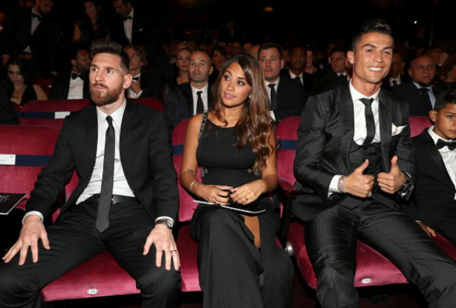 """Messi phũ phàng: """"Tôi chẳng bao giờ xem Ronaldo là bạn"""" - 1"""