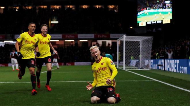 "Watford - MU: ""Tourmalet"" gian nan, Ibrahimovic yểm trợ Lukaku - 2"