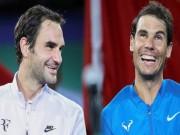 Đua số 1 thế giới: Lộ nguyên nhân Federer không bắt kịp Nadal