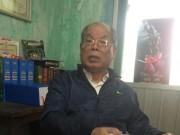 PGS. TS Bùi Hiền: 'Họ chửi tôi điên, nhưng lại học chữ của tôi để chế nhạo tôi rất nhanh'