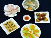 """Thực đơn 5 món chuẩn cơm Việt, đơn giản mà  """" ngon không kiểm soát """""""