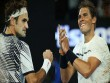 """""""2 vị thần"""" tennis thế giới 2017: Số 1, Nadal hay Federer?"""