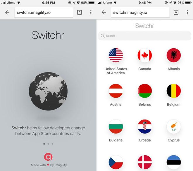 Mẹo hay giúp nhanh chóng thay đổi quốc gia App Store trên iOS - 2