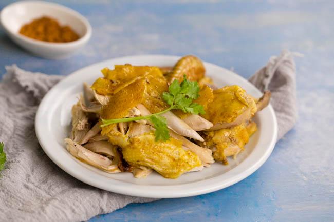 Tuyệt chiêu làm gà nướng muối vàng ươm, thơm phức không cần lò nướng - 7