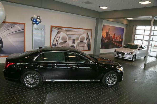 Không được bán xe Genesis, đại lý Hyundai phẫn nộ - 2