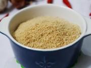 Tự làm bột nêm gà siêu dễ, không lo hóa chất