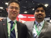 Tài chính - Bất động sản - Chàng trai con nhà nghèo trở thành CEO công ty phần mềm hàng đầu Singapore