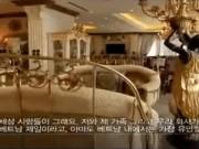 Biệt thự dát vàng và dàn siêu xe nhà chồng Hà Tăng lên truyền hình Hàn Quốc