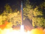 """Triều Tiên làm gì  """" bịt mắt """"  Mỹ trước khi phóng tên lửa cực mạnh?"""