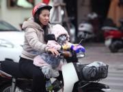 Tin tức trong ngày - Không khí lạnh sắp tăng cường, Hà Nội rét nhất 14 độ C
