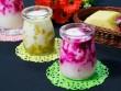 """Cách làm sữa chua uống hoa quả - """"nước thần"""" giúp da mịn màng, tươi trẻ"""