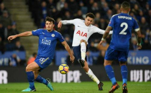 Chi tiết Leicester City - Tottenham: Nghẹt thở tới phút 90+6 (KT) - 6