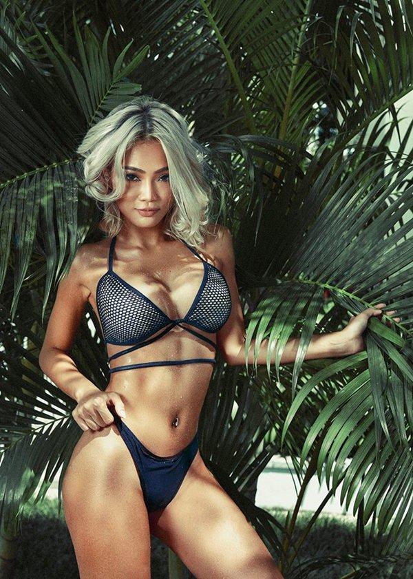 """Nữ DJ Việt """"nghiện"""" quần siêu ngắn, bikini bé xíu vì sở hữu vòng 3 đẹp nhất - 4"""