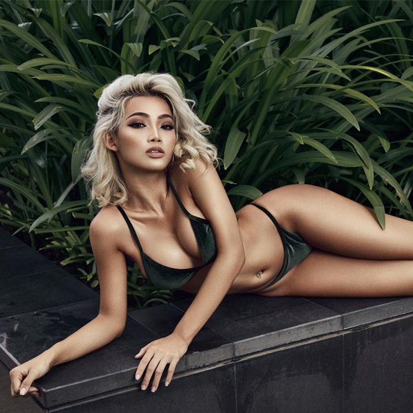 """Nữ DJ Việt """"nghiện"""" quần siêu ngắn, bikini bé xíu vì sở hữu vòng 3 đẹp nhất - 9"""