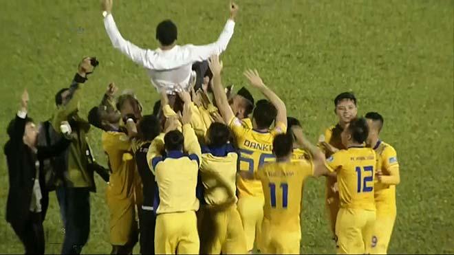 SLNA - B. Bình Dương: Sân Vinh nổ tung tiệc 6 bàn (Chung kết lượt về Cúp quốc gia) - 3