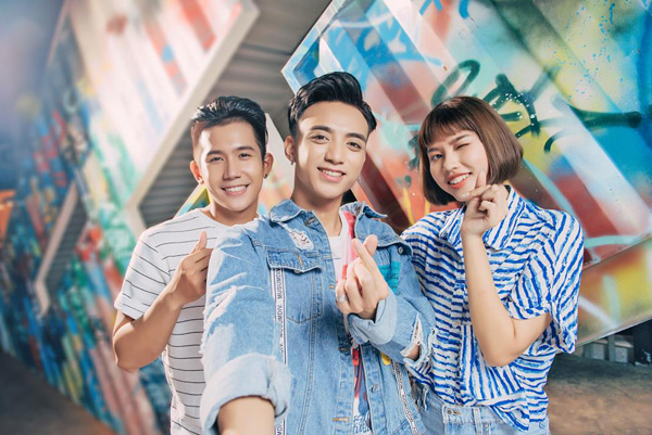 Isaac, Min, Soobin dẫn đầu trào lưu ảnh xóa phông - 3