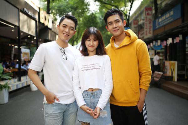 Isaac, Min, Soobin dẫn đầu trào lưu ảnh xóa phông - 6