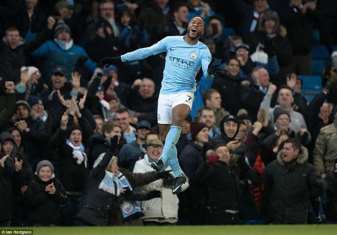 """Man City thắng nhờ """"gà son"""" phút bù giờ, fan MU giận sôi máu - 3"""