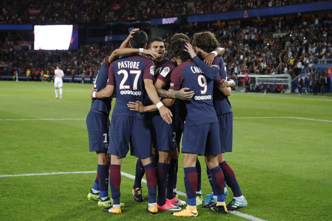 PSG phong độ hủy diệt: Neymar – Cavani đáng sợ nhất châu Âu - 1