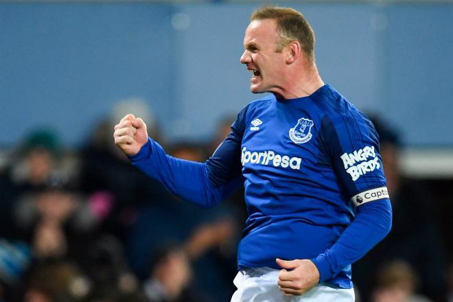 Everton - West Ham: Rooney hat-trick gieo sầu thầy cũ - 1