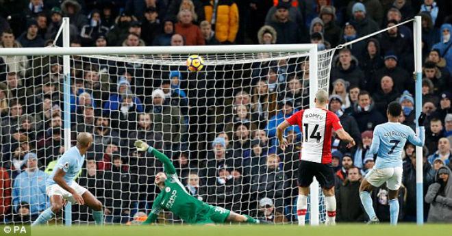 Man City - Southampton: Vỡ òa vì siêu anh hùng phút 90+6 - 1