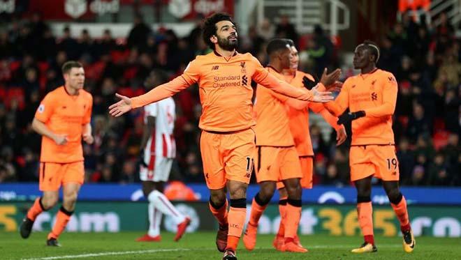 """Stoke - Liverpool: Dự bị thăng hoa, """"cú đúp"""" bùng nổ - 1"""