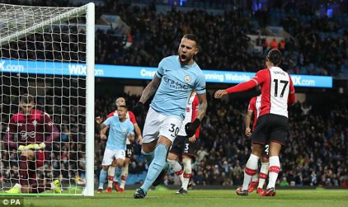 Chi tiết Man City - Southampton: Tuyệt phẩm từ người hùng cuối trận (KT) - 6
