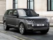Range Rover SVAutobiography 2018 giá từ 5 tỷ đồng