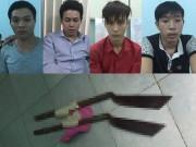 An ninh Xã hội - Truy sát ở quán ốc vùng ven, 2 thanh niên bị chém chết