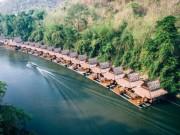 """Du lịch - Những khách sạn giúp du khách """"Ngủ trên mặt nước"""" đẹp như một giấc mơ"""