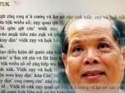 Từng có đề xuất cải tiến  Tiếq Việt  đơn giản hơn đề xuất của ông Bùi Hiền