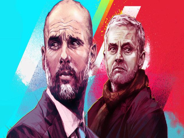 Man City hay và hên: Chờ MU – Mourinho ra tay, giải cứu Ngoại hạng Anh