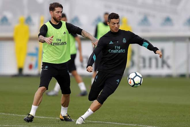 """Real lại dậy sóng ngầm: Ronaldo & """"cận vệ già"""" trong """"tâm bắn"""" - 1"""