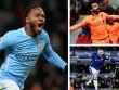 """Vua săn điểm Ngoại hạng: Sterling số 1, Rooney """"ngon"""" hơn Lukaku"""