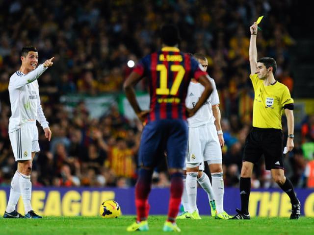 """""""Vua áo đen"""" bắt """"Siêu kinh điển"""": Real lo ngay ngáy, Barca mừng thầm"""