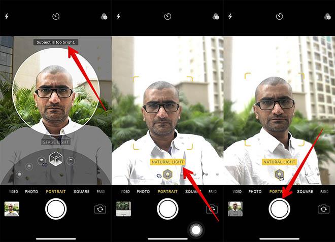 Cách chụp ảnh selfie đẹp nhất với chế độ Portrait trên iPhone X - 2