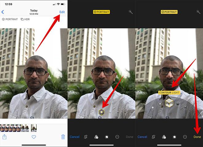 Cách chụp ảnh selfie đẹp nhất với chế độ Portrait trên iPhone X - 3
