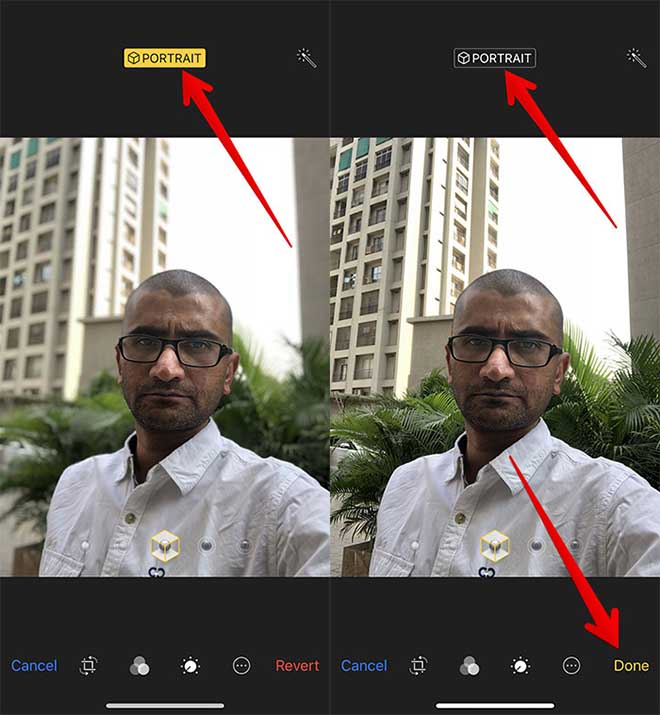 Cách chụp ảnh selfie đẹp nhất với chế độ Portrait trên iPhone X - 4