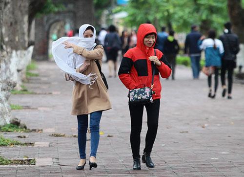 Cuối tuần, miền Bắc trở rét, miền Trung mưa rất to - 1