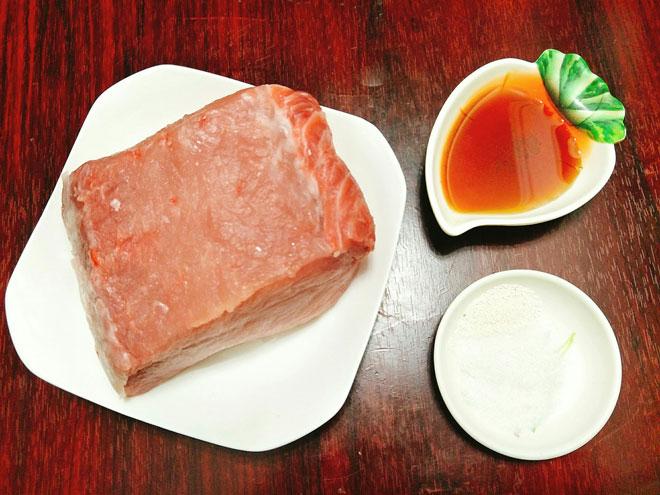 Cách làm ruốc thịt lợn bông mịn, đơn giản lại an toàn tuyệt đối - 2