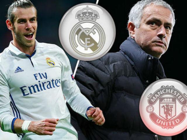 Chuyển nhượng MU: Mourinho ép giá Real, Bale 53 triệu bảng