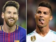 """Bóng đá - Quả bóng vàng 2017: Messi đe dọa, Ronaldo thắng bằng """"hội chứng Ro béo""""?"""