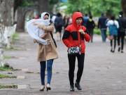 Tin tức trong ngày - Cuối tuần, miền Bắc trở rét, miền Trung mưa rất to
