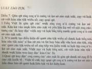 Giáo dục - du học - Nếu cải tiến chữ Quốc ngữ, tất cả tài liệu hiện nay sẽ trở thành văn bản cổ