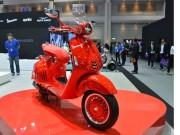 Vespa 946 RED và Primavera Touring Edition đẹp lộng lẫy